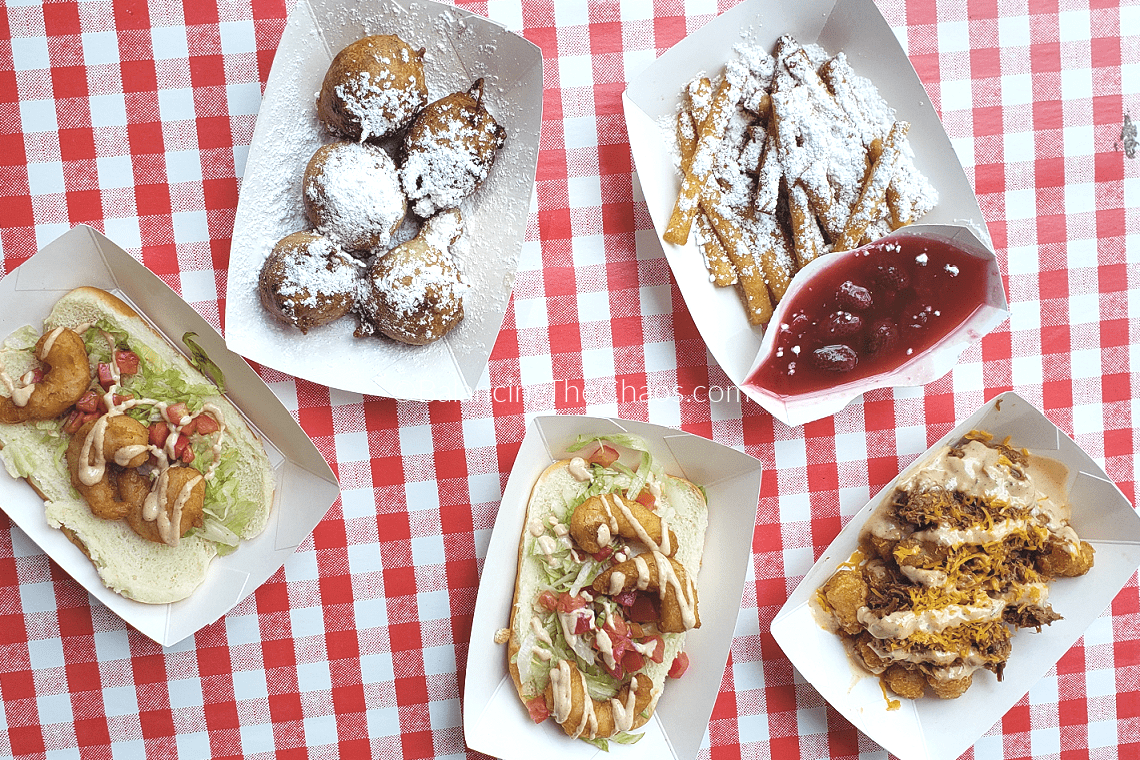 Indulge in a variety of food options at the Taste of Knott's