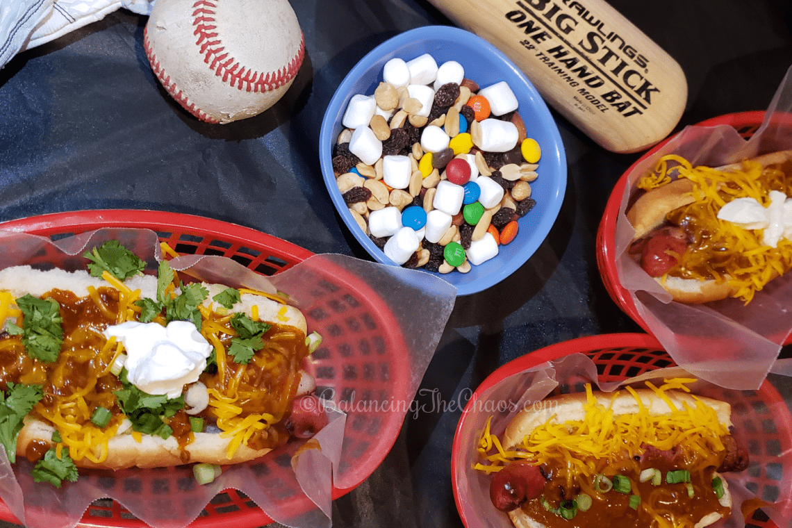 Ballgame Treats Creating The Ballpark Experience At Home