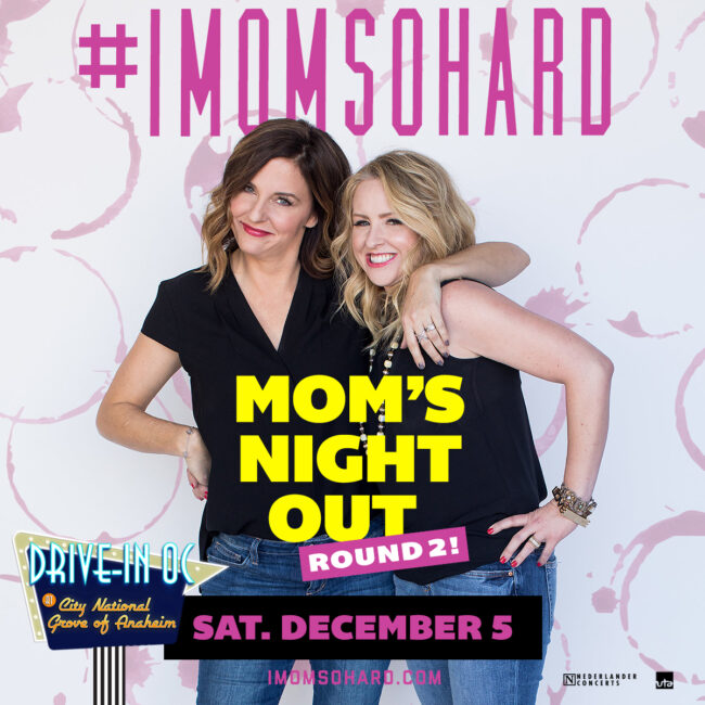 I Mom So Hard, Mom's Night Out Round 2 Discount Code Available
