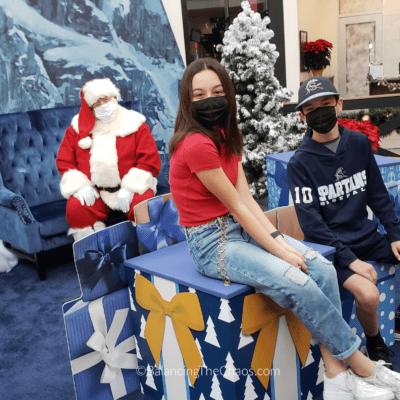 Journey to Santa Polar Express at Main Place Mall