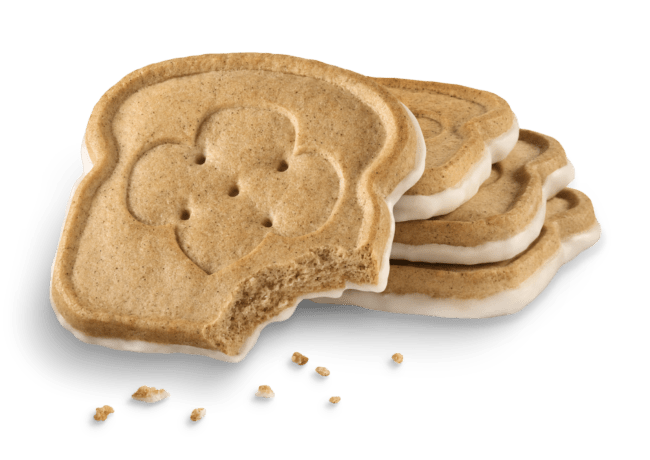 The NEW Toast-Yay!™  Girl Scout cookie
