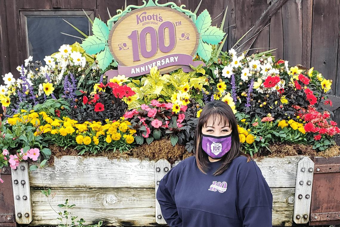 Celebrating 100 Years at Knotts Berry Farm