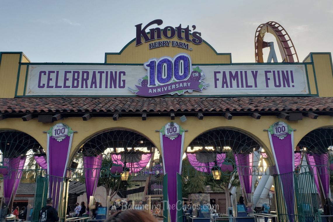 Knott's 100th Anniversary Celebration