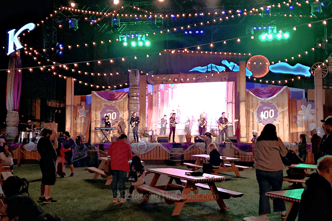 Knott's Summer Night Concerts
