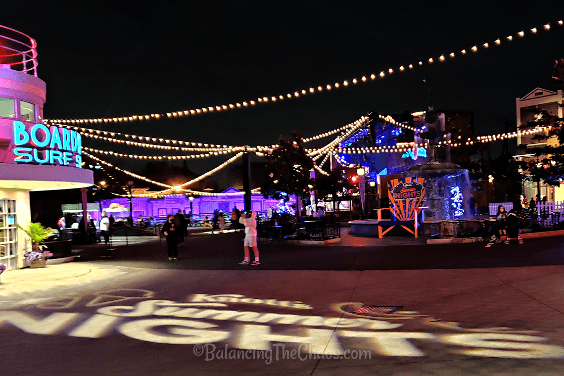 Return of Knott's Summer Nights during the 100th Anniversary Celebration