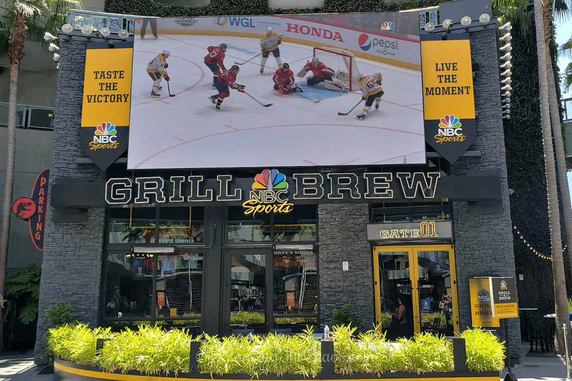 NBC Sports Grill and Brew at Universal CityWalk