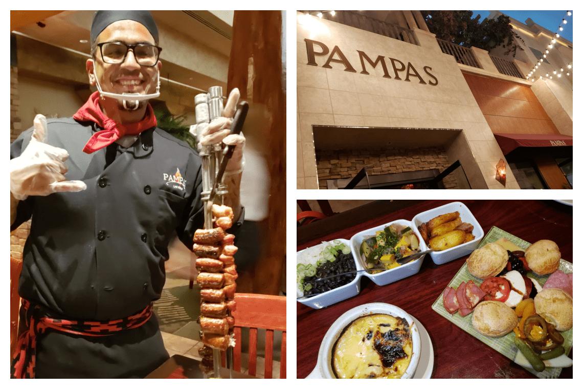 Delicious South American Barbecue: Pampas Las Vegas
