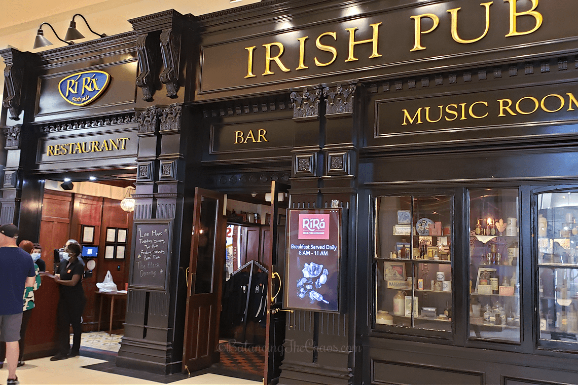 Rí Rá Irish Pub Las Vegas