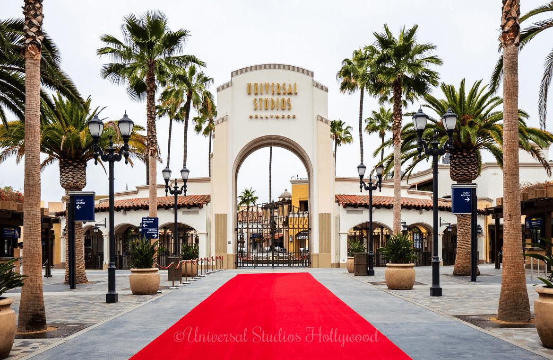 Universal Studios Hollywod Archway