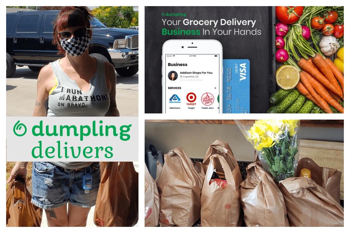 Reliable personal shoppers with Dumpling