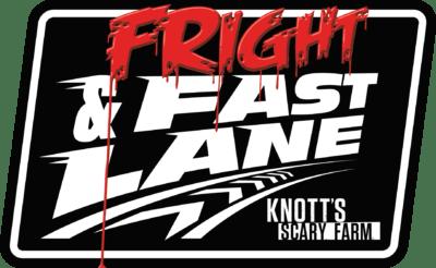 Knott's Scary Farm Fright & Fast Lane Pass
