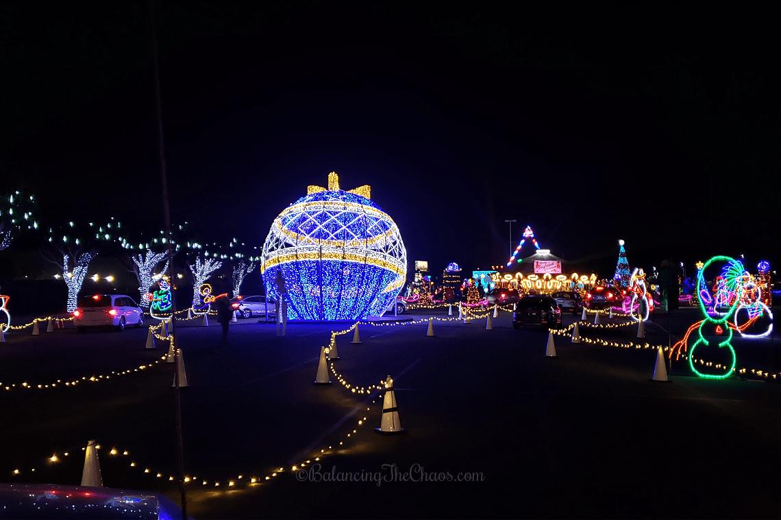 Night of Lights Orange County